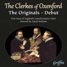 The Clerkes of Oxenford - Debut, CD