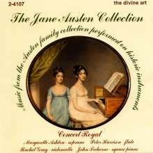 The Jane Austen Collection, CD