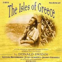 Donald Swann (1923-1994): Liederzyklen, CD