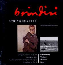 Brindisi Quartet, CD