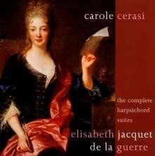 Elisabeth-Claude Jacquet de la Guerre (1665-1729): Cembalowerke, CD