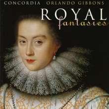 Orlando Gibbons (1583-1625): Music for Viols Vol.1, CD