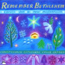 Christ Church Cathedral Choir - Remember Bethlehem, CD