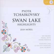 Peter Iljitsch Tschaikowsky (1840-1893): Schwanensee (Ausz.), CD