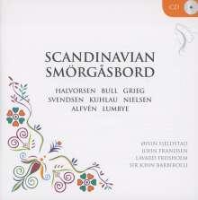 Scandinavian Smörgäsbord, CD