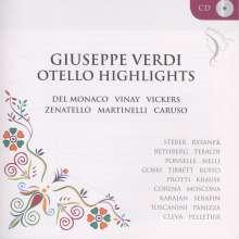 Giuseppe Verdi (1813-1901): Otello (Ausz.), CD