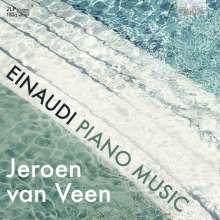 Ludovico Einaudi (geb. 1955): Klavierwerke (180g), 2 LPs
