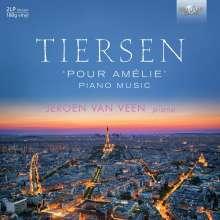 Yann Pierre Tiersen (geb. 1970): Klavierwerke »Pour Amelie« (180g), 2 LPs