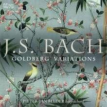 Johann Sebastian Bach (1685-1750): Goldberg-Variationen BWV 988 (180g), 2 LPs