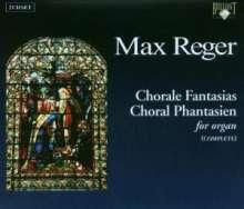Max Reger (1873-1916): Sämtliche Choralfantasien, 2 CDs
