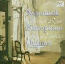 Franz Limmer (1808-1857): Klavierquintett op.13, CD
