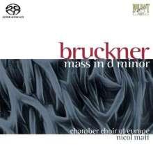 Anton Bruckner (1824-1896): Messe Nr.1 d-moll, SACD