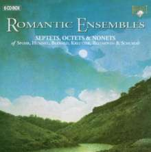 Romantic Ensembles - Deutsche Kammermusik der Romantik, 6 CDs
