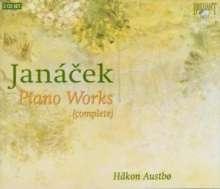 Leos Janacek (1854-1928): Sämtliche Klavierwerke, 2 CDs