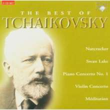 Tschaikowsky - Best of (Brilliant), 2 CDs