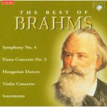 Brahms - Best of (Brilliant), 2 CDs
