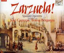 Teresa Berganza - Zarzuela Festival, 3 CDs