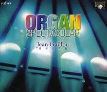 Jean Guillou - Organ Spectacular, 3 CDs