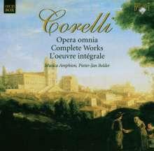 Arcangelo Corelli (1653-1713): Sämtliche Werke, 10 CDs