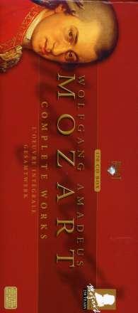 Wolfgang Amadeus Mozart (1756-1791): Mozart-Edition (Brilliant Classics) NEU: 7759718, 170 CDs