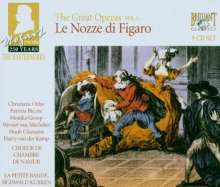 250 Years Mozart Masterworks - The Great Operas I, 3 CDs