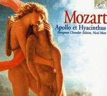 Wolfgang Amadeus Mozart (1756-1791): Apollo & Hyacinthus KV 38, 2 CDs