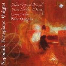 Johann Nepomuk Hummel (1778-1837): Klavierquintett op.87, CD
