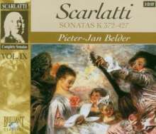 Domenico Scarlatti (1685-1757): Cembalosonaten IX, 3 CDs