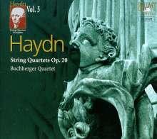 Joseph Haydn (1732-1809): Sämtliche Streichquartette Vol.5, 2 CDs