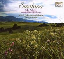 Bedrich Smetana (1824-1884): Sämtliche Orchesterwerke, 3 CDs