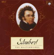 Franz Schubert (1797-1828): Schubert - The Masterworks (40 CD-Edition), 40 CDs