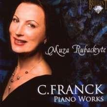 Cesar Franck (1822-1890): Klavierwerke, CD