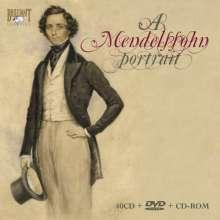 Felix Mendelssohn Bartholdy (1809-1847): Mendelssohn - The Masterworks (40 CD-Edition), 40 CDs