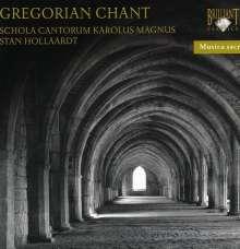 Gregorian Chants, CD