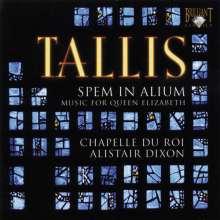 Thomas Tallis (1505-1585): Spem in Alium - Music For Queen Elizabeth, CD