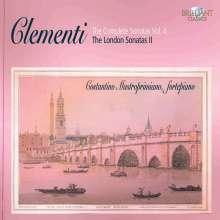 Muzio Clementi (1752-1832): Sämtliche Klaviersonaten Vol.4, 3 CDs