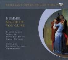Johann Nepomuk Hummel (1778-1837): Mathilde von Guise, 2 CDs