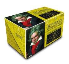 Ludwig van Beethoven (1770-1827): Ludwig van Beethoven - Complete Works (limitiert), 85 CDs