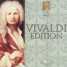 Antonio Vivaldi (1678-1741): Vivaldi - The Masterworks (40 CD-Edition), 40 CDs