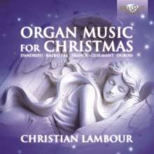 Organ Music For Christmas, CD