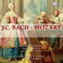 Johann Christian Bach (1735-1782): Konzertarien, CD