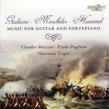 Musik für Gitarre & Klavier, CD