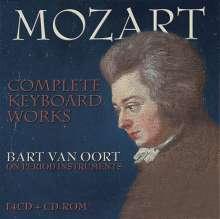 Wolfgang Amadeus Mozart (1756-1791): Sämtliche Werke für Klavier, 14 CDs