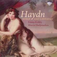 Joseph Haydn (1732-1809): Lieder & Kantaten, CD