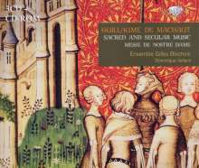 Guillaume de Machaut (1300-1377): Geistliche & Weltliche Musik, 3 CDs