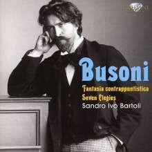 Ferruccio Busoni (1866-1924): Fantasia Contrappuntistica, CD