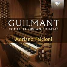 Felix Alexandre Guilmant (1837-1911): Orgelsonaten Nr.1-8, 3 CDs