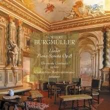 Norbert Burgmüller (1810-1836): Klaviersonate op.8, CD