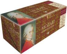 Wolfgang Amadeus Mozart (1756-1791): Mozart-Edition (Brilliant Classics), 170 CDs