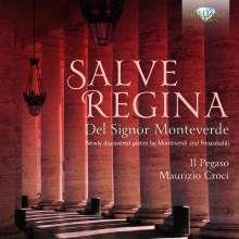 """Claudio Monteverdi (1567-1643): Motetten """"Salve Regina Del Signor Monteverde"""", CD"""